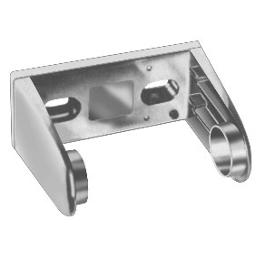Tension spring control spindle less toilet tissue - Toilet paper holder spindle ...