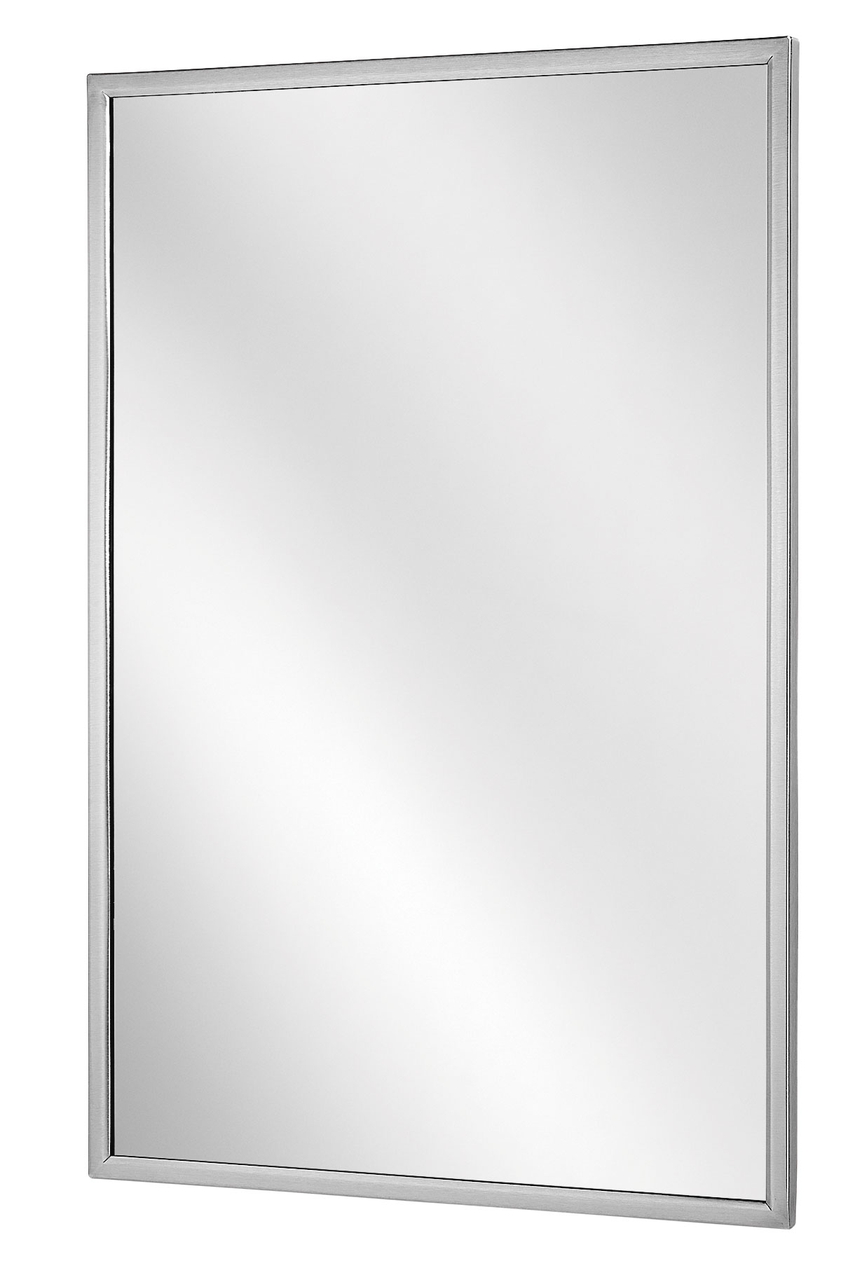 Bradley bathroom accessories - Angle Frame Mirror