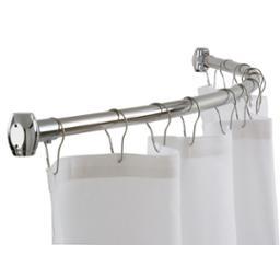 Varas para cortina de ducha curvas bradley corporation - Cortina bano curva ...