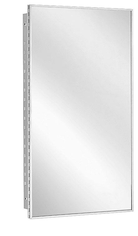 Stainless Steel Adjustable Shelf Medicine Cabinet