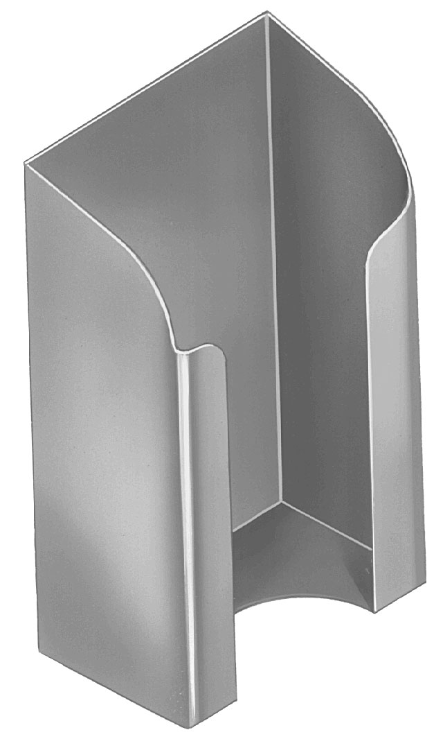 chase mounted stainless steel holder for folded toilet tissue   Model SA13. Folded Toilet Tissue Holder   Bradley Corporation