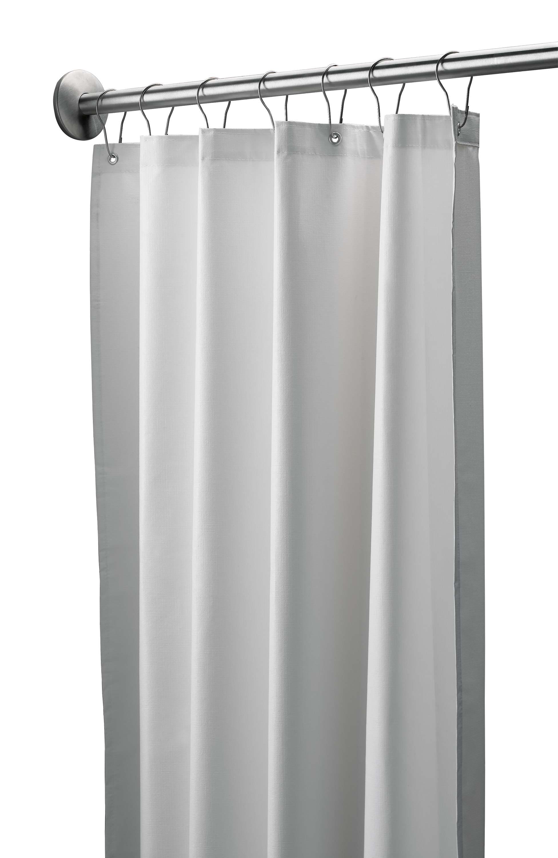Antimicrobial Vinyl Shower Curtain