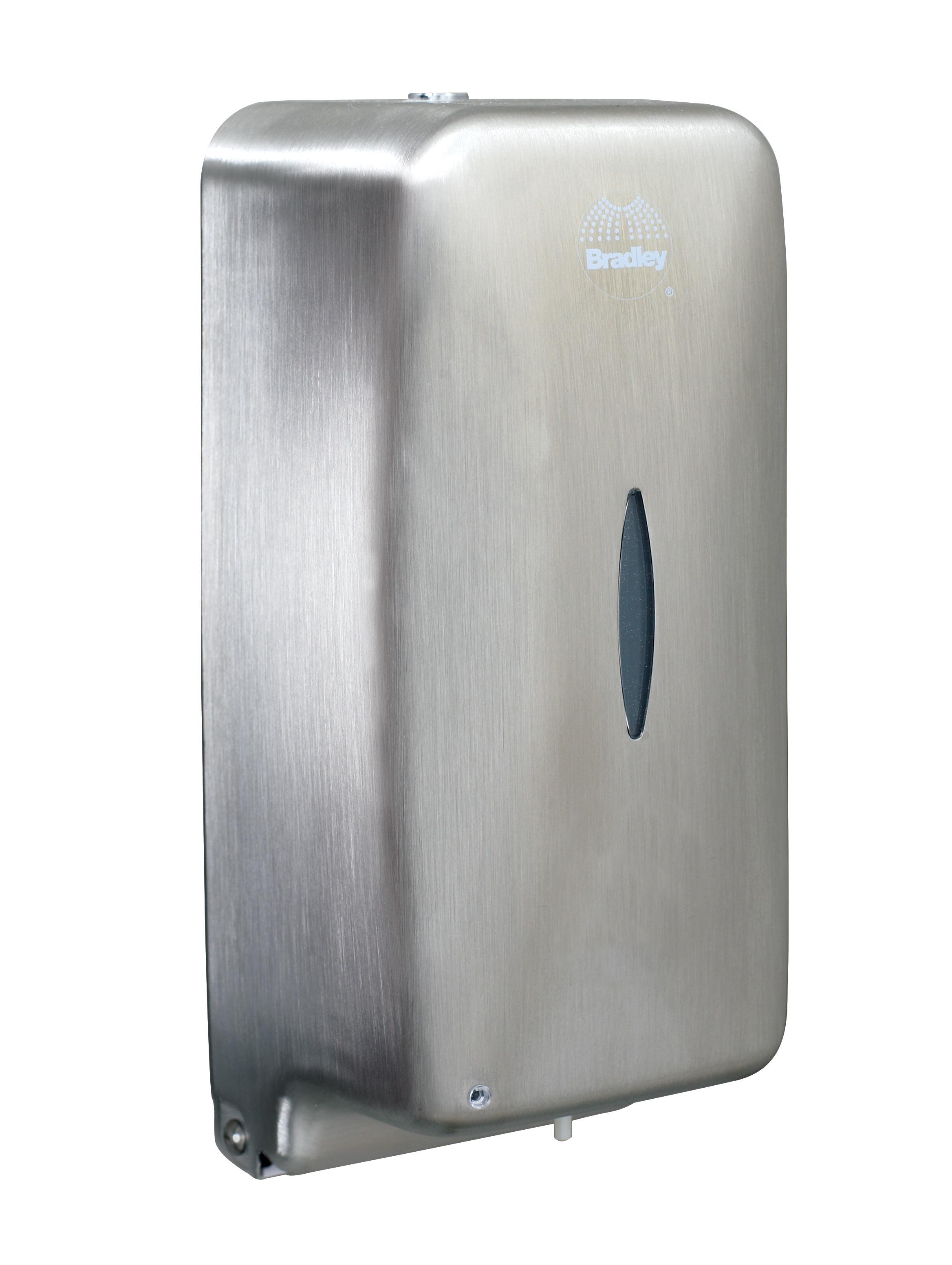 Diplomat Soap Dispenser Bradley Corporation