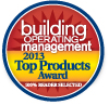 2013 Building Operating Management Top Product