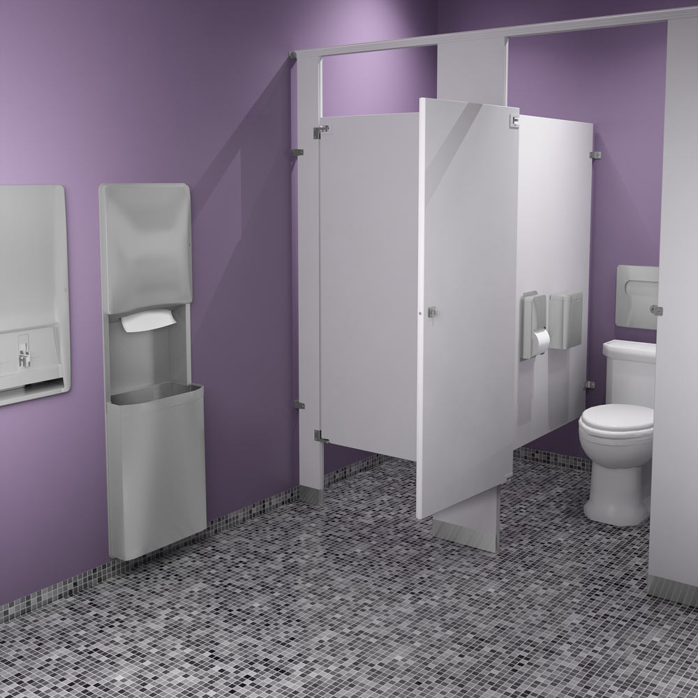 Bradley Bathroom Partitions Property diplomat washroom accessories  bradley corporation