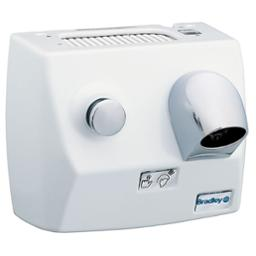 electric hand dryer model 2874