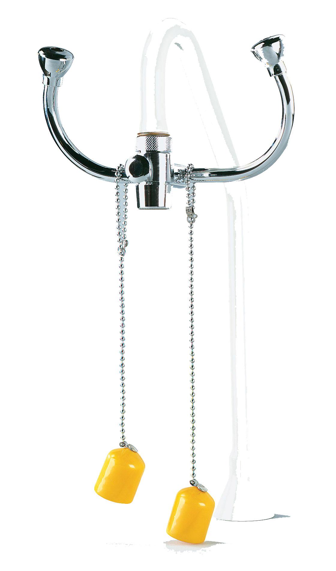 Faucet Mounted Eyewash Bradley Corporation