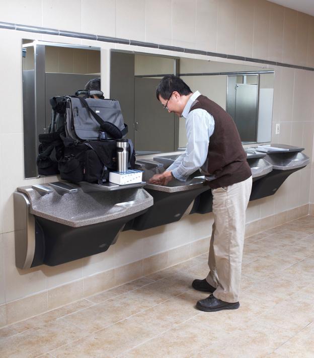 Advocate All In One Lavatory Systems Av Series Bradley