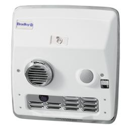 ADA-compliant hand dryer model 2897-28