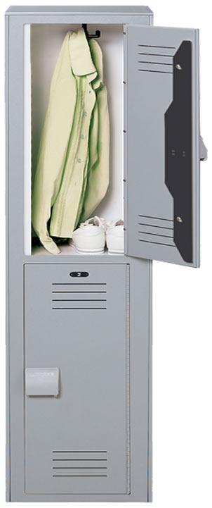 Lenox Solid Plastic Lockers Bradley Corporation