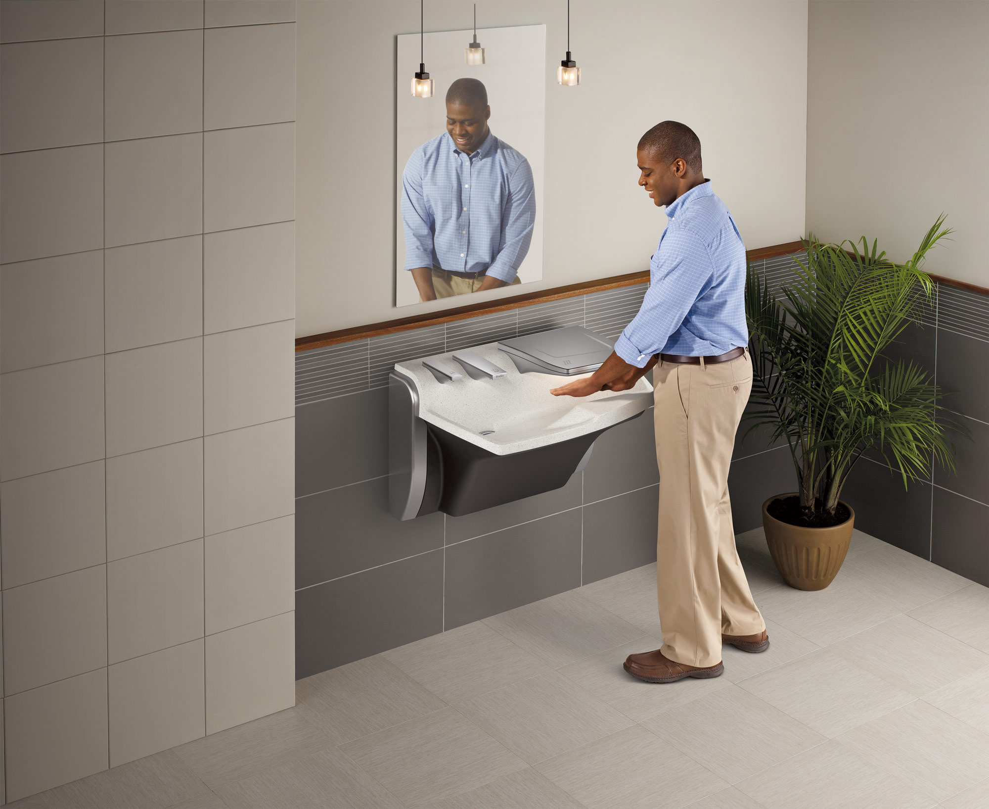 Advocate All In One Lavatory Systems Av Series Bradley