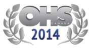 Occupational Health and Safety 2014 Readers' Choice Award Logo
