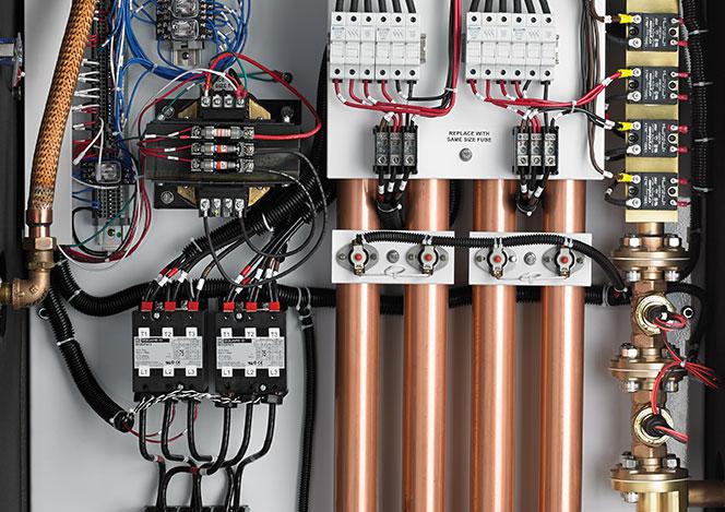 Keltech Electric Tankless Water Heaters Bradley Corporation