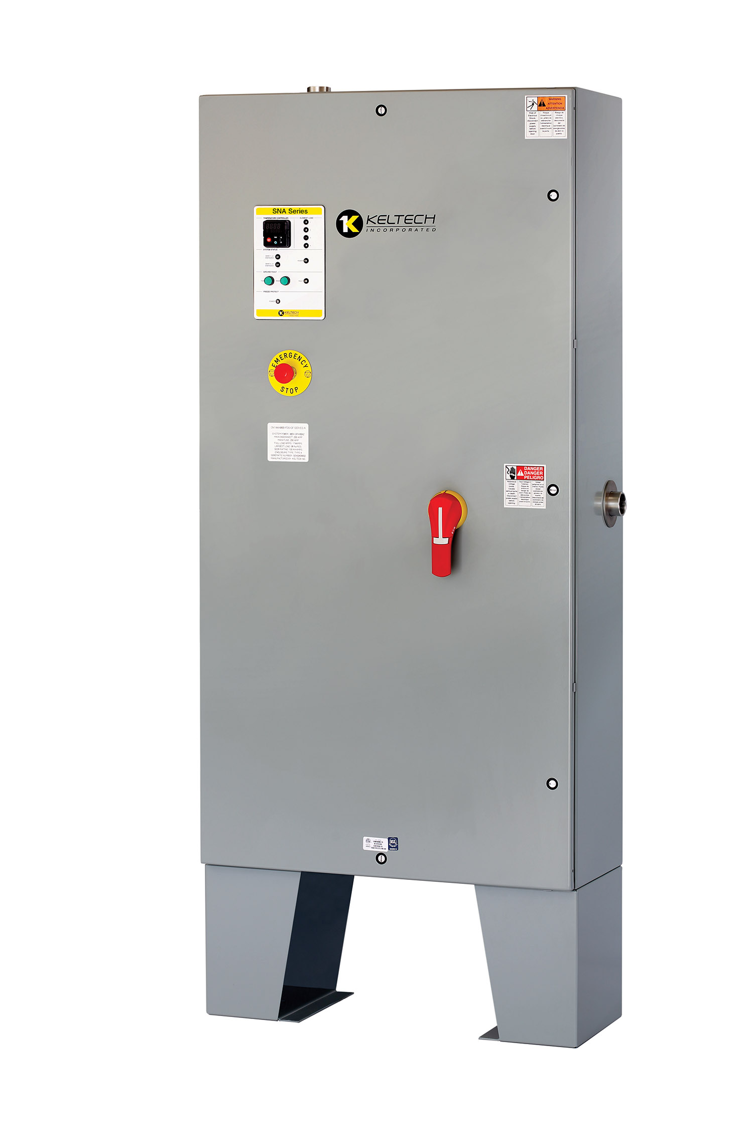 Emergency Safety Shower Tankless Water Heater