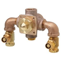 under the sink thermostatic mixing valve - Model S59-2007