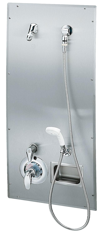 Recess Mounted Ada Compliant Wall Shower Bradley Corporation