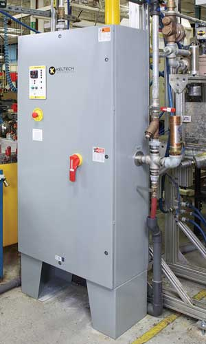 Keltech Tankless Water Heater