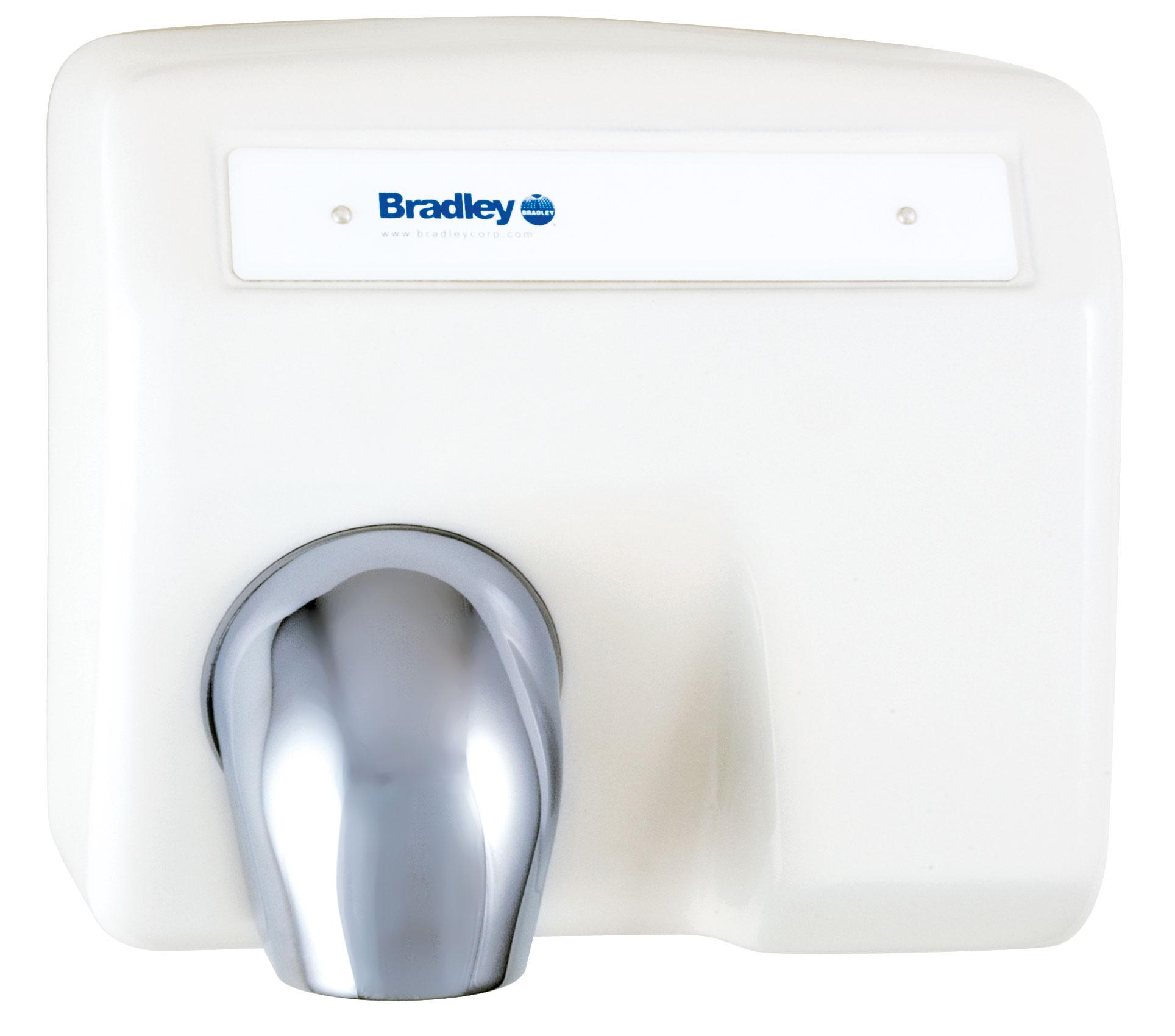 Aerix Sensor Operated Hand Dryer Bradley Corporation