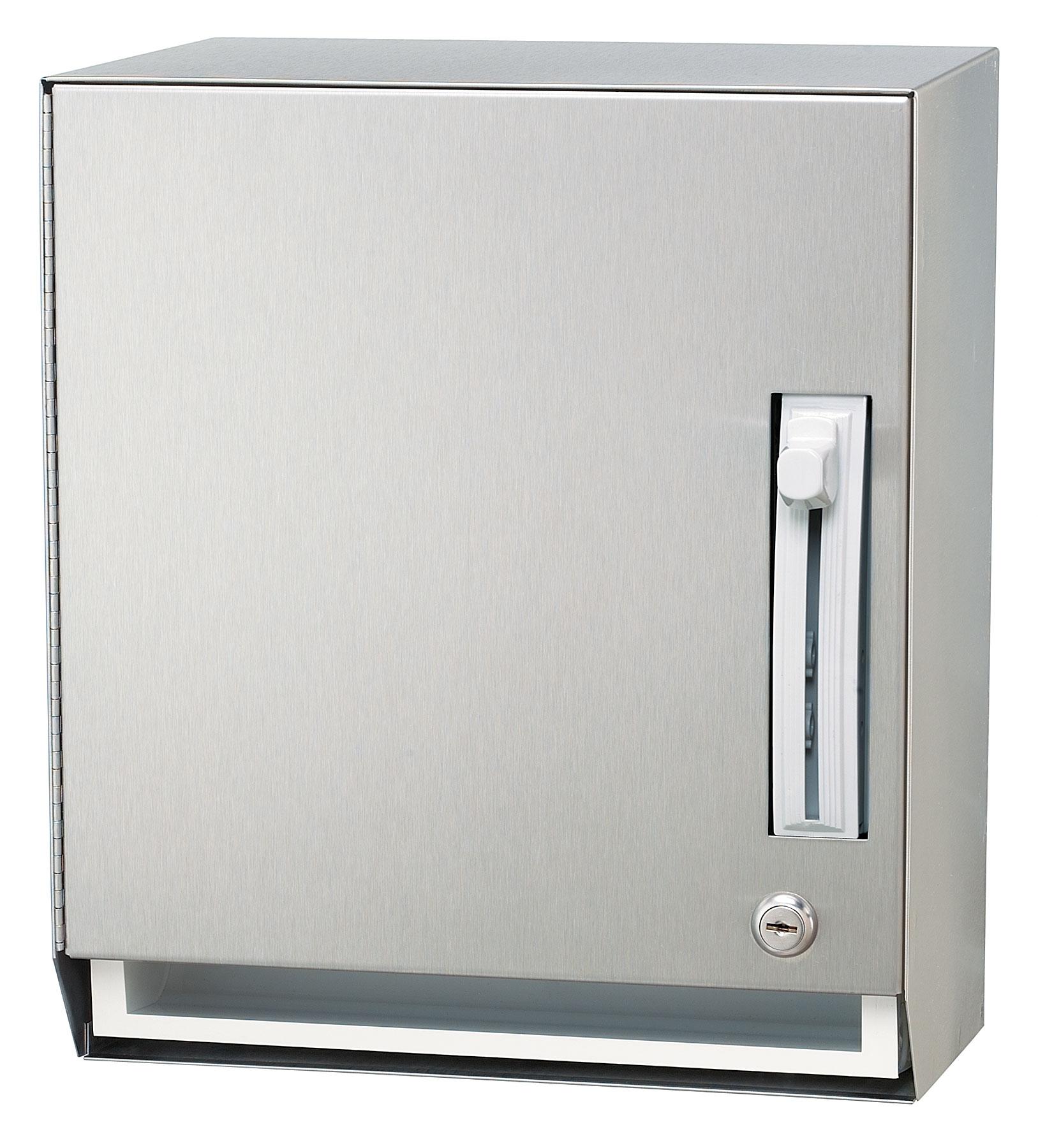 Lever Roll Towel Dispenser Bradley Corporation