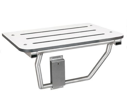 Folding Phenolic Shower Seat Bradley Corporation
