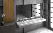 LVQD3 Verge Lavatory System with WashBar Technology