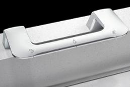 Verge with WashBar Technology