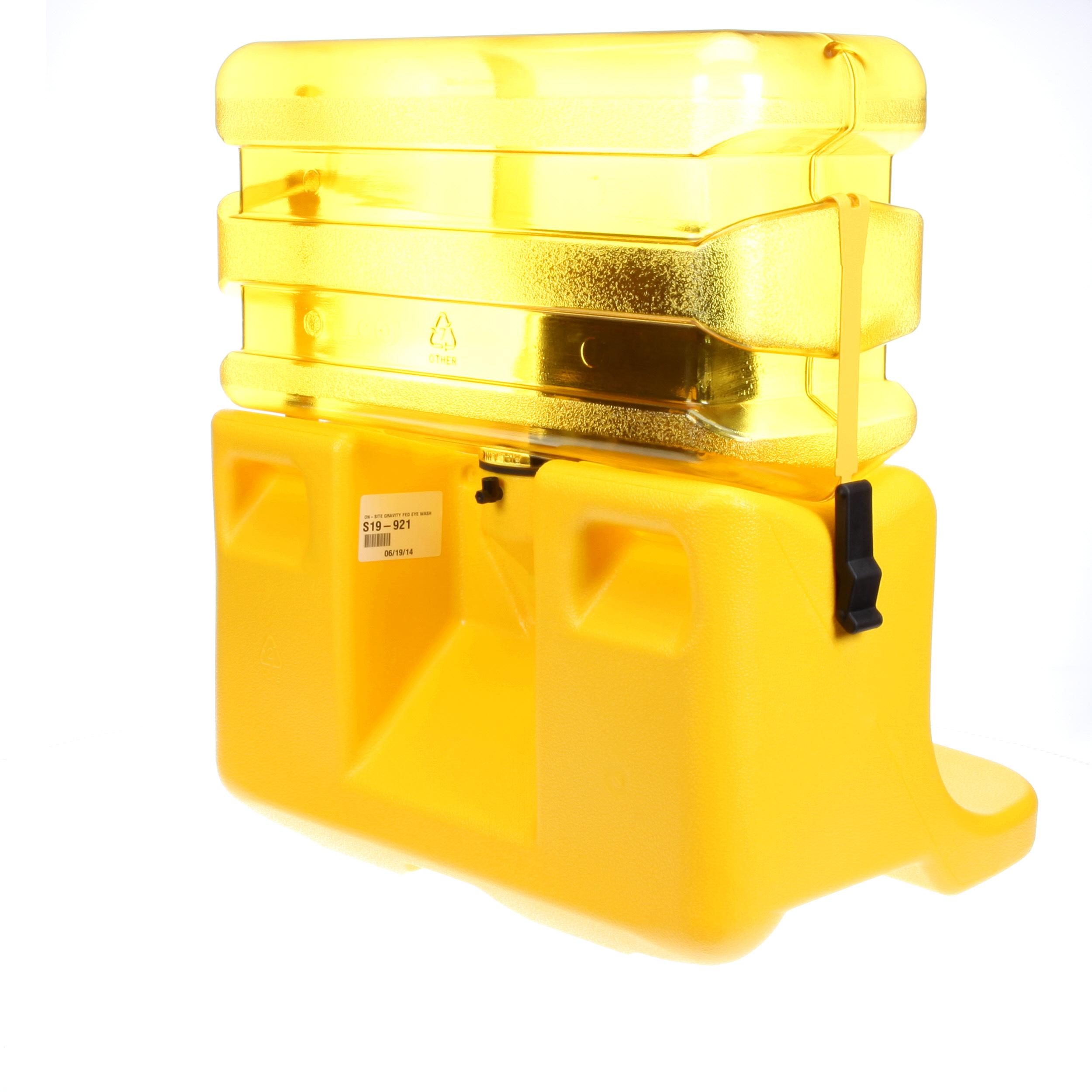 On-site Portable Gravity-fed Eyewash